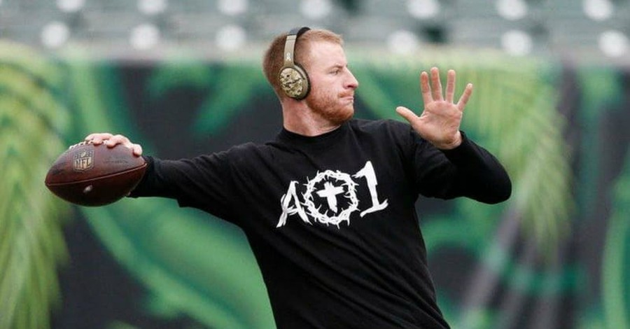 Eagles Christian QB Carson Wentz Will Give Keynote Address at National Prayer Breakfast