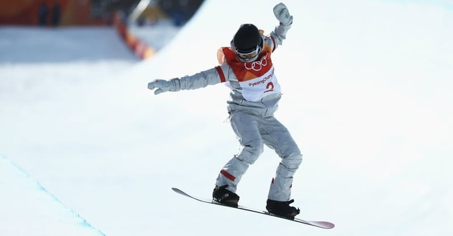 'It's All Right,' Christian Kelly Clark Says after Final Olympics Run