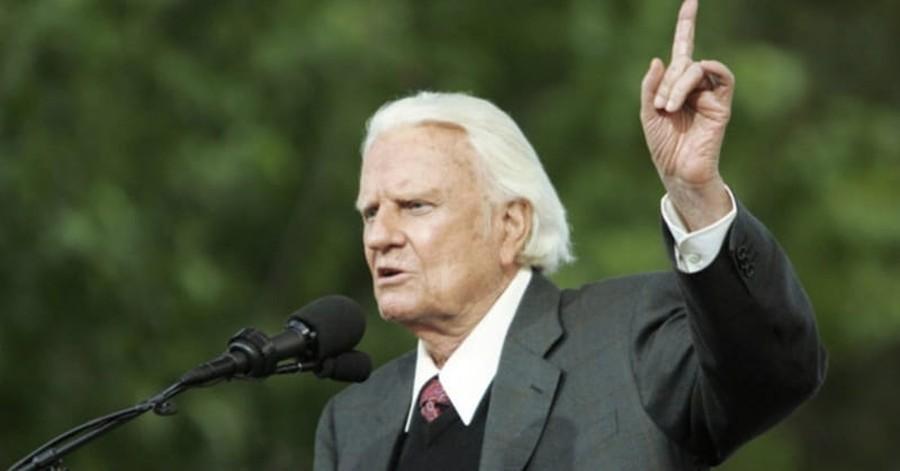 Billy Graham, an Evangelistic 'Lion in Winter'