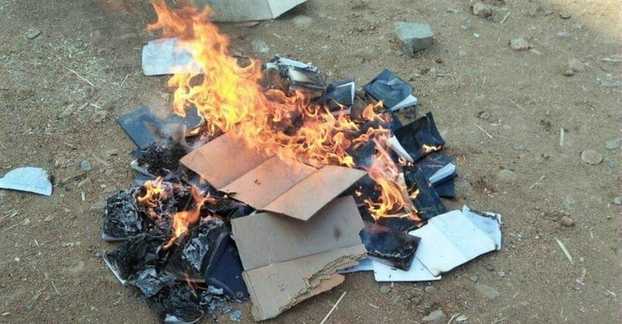 Bible Burning in Southern India Shows Depth of Hostility toward Christians