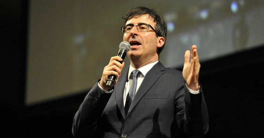 Focus on the Family Criticizes 'Last Week Tonight' Host John Oliver for Mocking Mike Pence