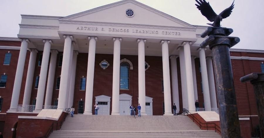 Shane Claiborne Says Liberty University Threatened to Arrest Him for Organizing Prayer Meeting
