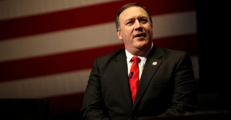 5 Faith Facts about Mike Pompeo, Secretary of State Nominee
