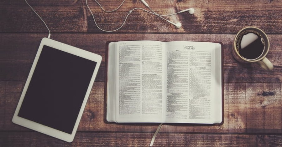 Survey: Christians Say Bible is Better Than Coffee to Kick-start the Day