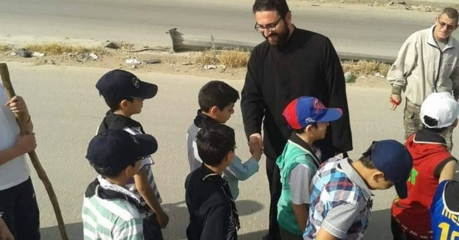 Can Young People Help Safeguard the Future of the Church in Syria?