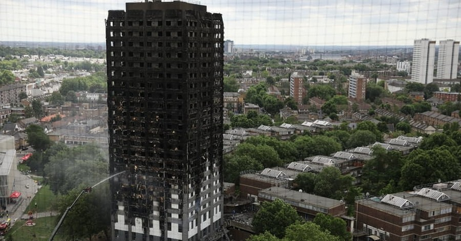One Year Later, Britain Remembers 72 Killed in Fire and Faith Groups' Response