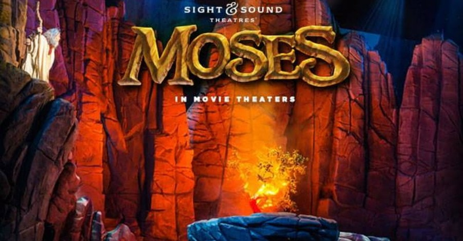 'Moses' Film Will Come to Theaters for Two Days This September