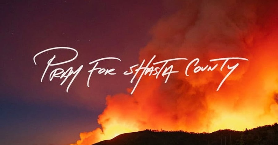 Bethel Church Asks for Prayers as Wildfires Rage in California