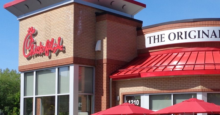Canadian Liberals Protest Opening New Chick-Fil-A Restaurants in Toronto