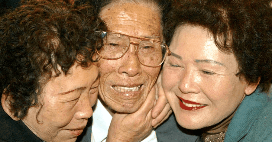Families Separated During Korean War Are Reunited 65 Years Later