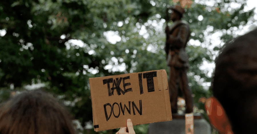 Chapel Hill Police Chief Told Officers to Stand Down as Confederate Statue is Toppled