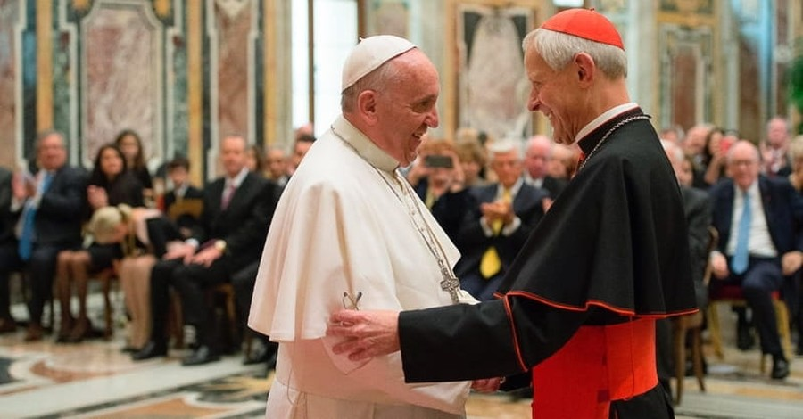 Cardinal Wuerl Says He Will Meet with Pope to Discuss Possible Resignation