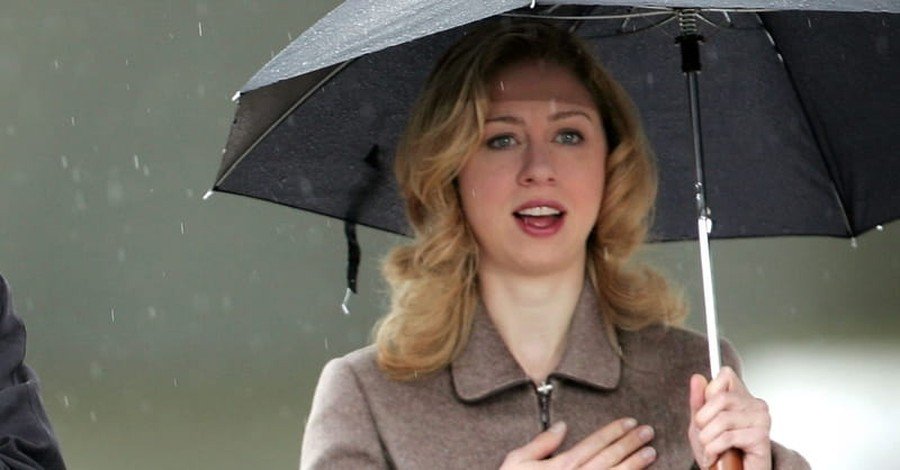 Chelsea Clinton Says Overturning Roe v. Wade Would Be 'Unchristian'