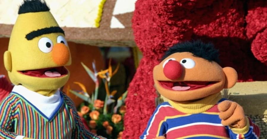 Bert and Ernie Are Not Gay, Sesame Street Creators Say