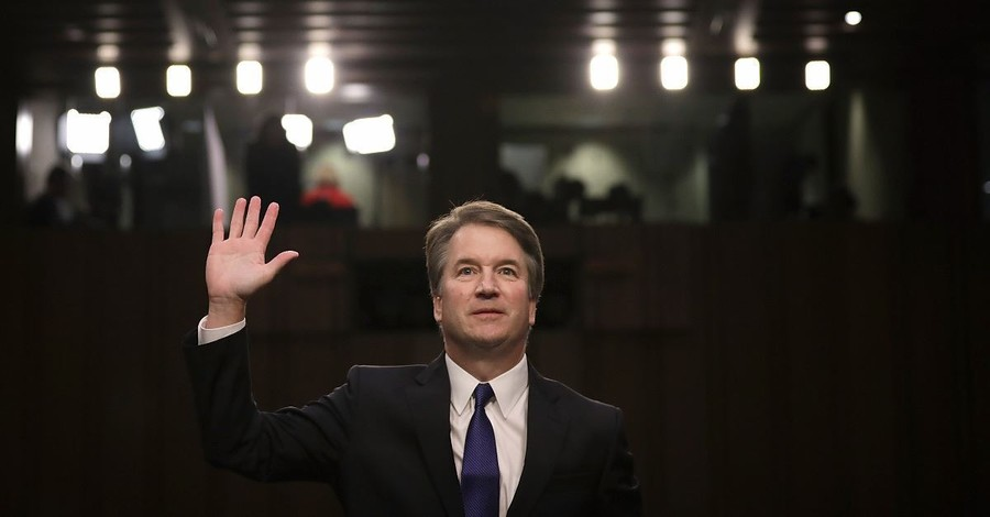 Brett Kavanaugh Confirmed to Supreme Court in 50-48 Vote