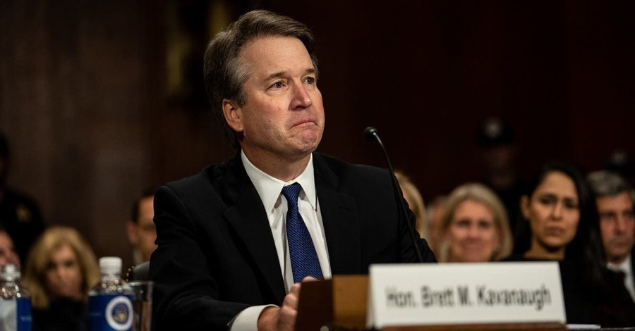 Third Kavanaugh Accuser Backtracks on Some of Her Initial Claims