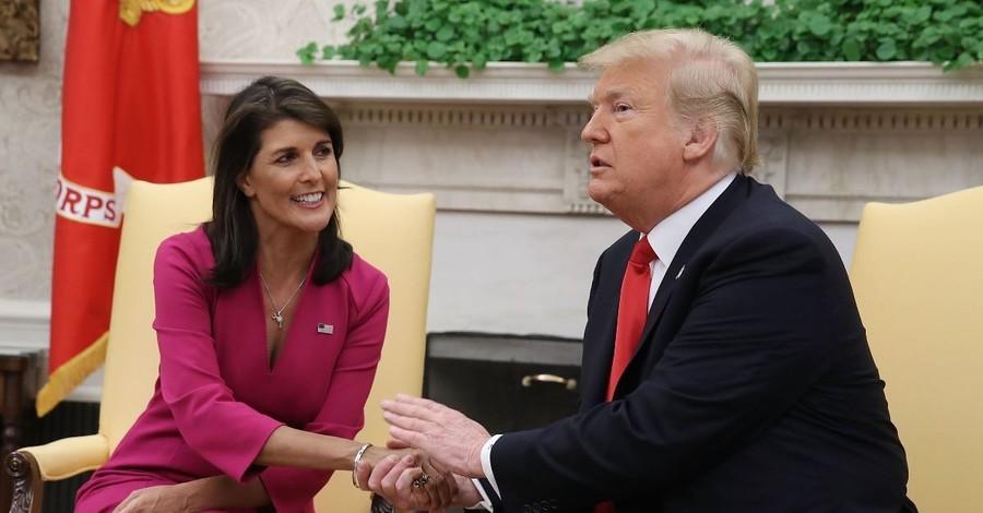 Why Did Nikki Haley Resign as UN Ambassador?