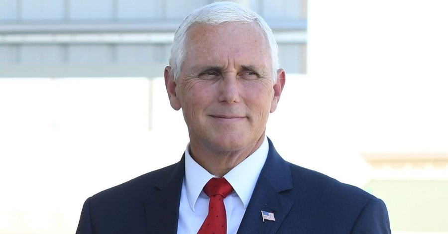 Vice President Mike Pence Asks Students to Pray for America Amid Division