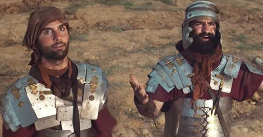 Blasphemous? Controversial TV Ad Shows Jesus Agreeing to Donate His Organs