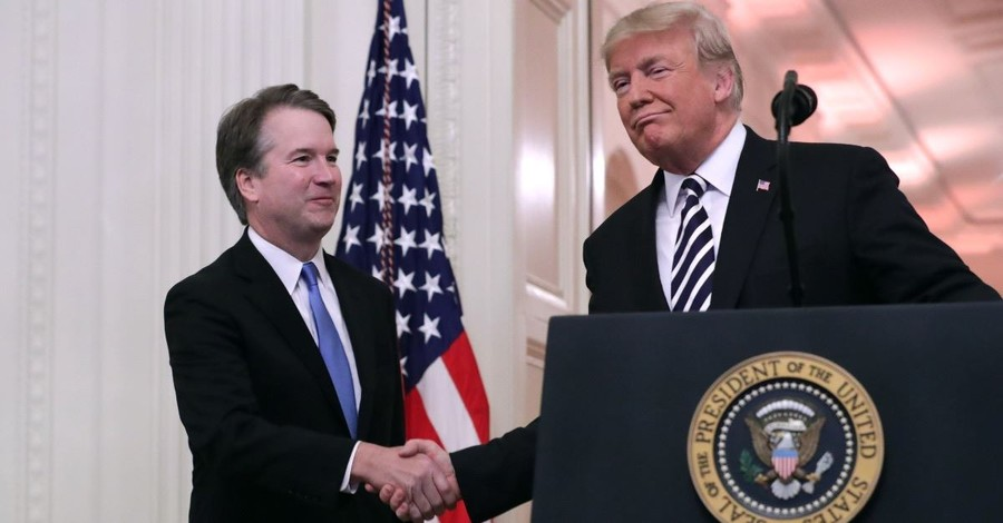 Kavanaugh Cleared of Wrongdoing in Senate Judiciary Committee Investigation