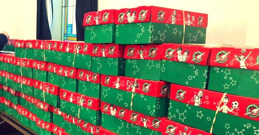Humanists in the UK Attack Operation Christmas Child