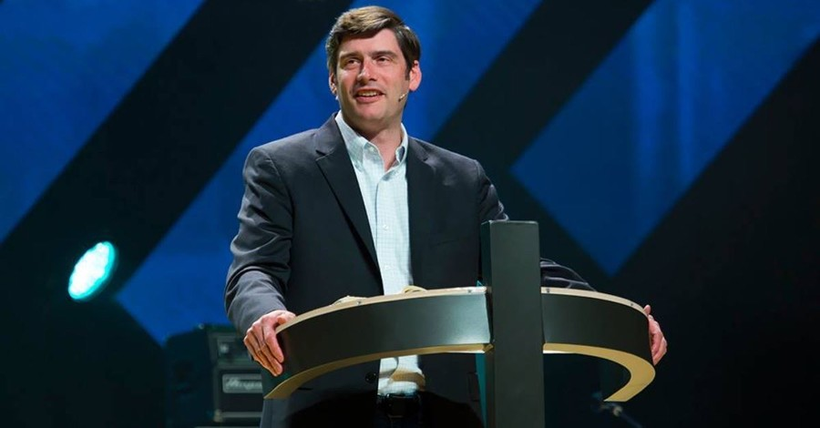 Franklin Graham's Son Encourages Christians to Step Up to Help Wildfire Victims
