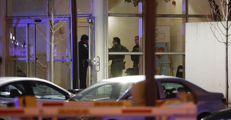 Mass Shooting in Chicago Hospital Leaves 3 Dead Including a Police Officer