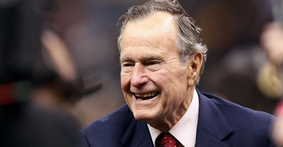 Faith and World Leaders Remember Former President George H.W. Bush