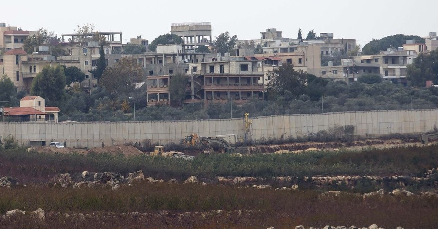 Israel Discovers Tunnel System Used by Hezbollah Terror Group, Launches Destruction Operation