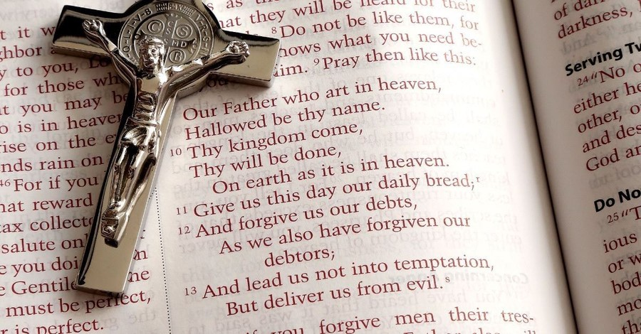 Pope Francis to Approve New Wording of the Lord's Prayer