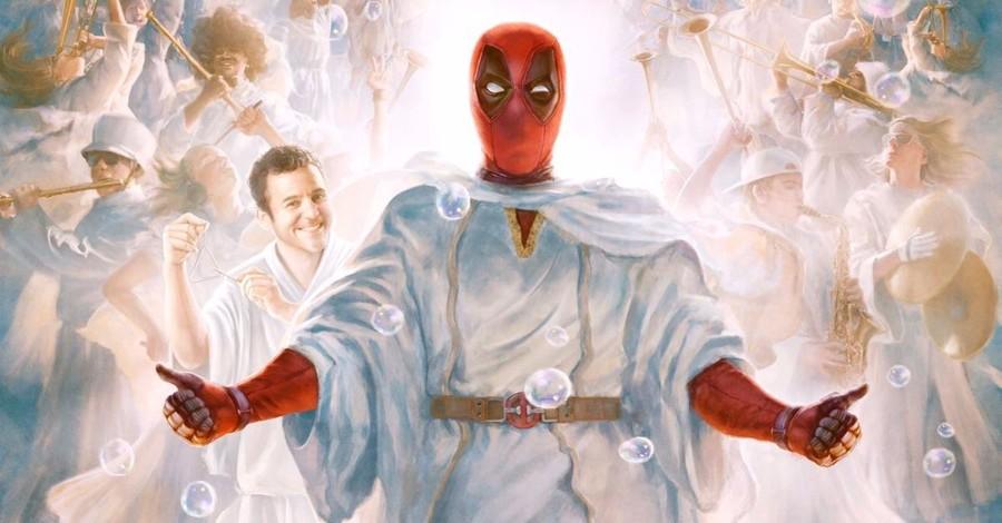 Petition Calls Deadpool/Jesus Poster 'Religious Discrimination'