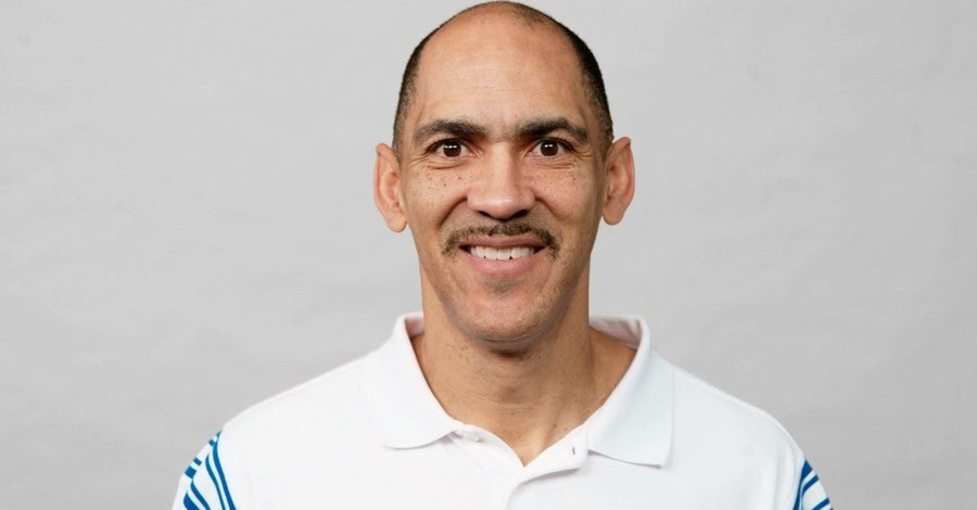 NFL Hall of Famer Tony Dungy Gives Back to His Community, Volunteers as Bell Ringer for the Salvation Army
