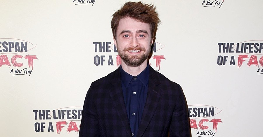 Daniel Radcliffe to Star in New Comedy about God, Heaven