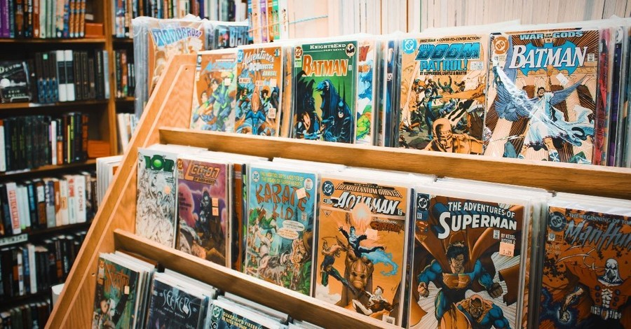 Jesus is DC Comics' Next Superhero