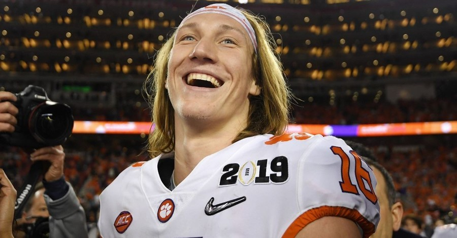 """""""The Legend of Trevor Lawrence Has Only Just Begun"""""""