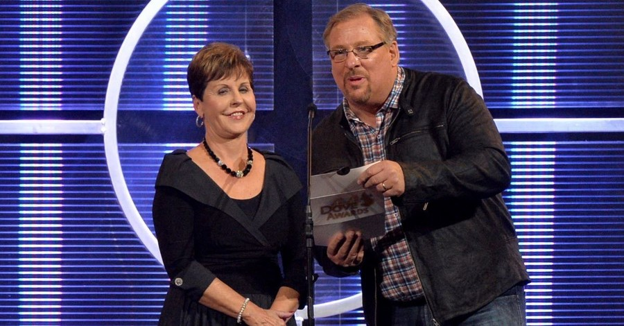 Joyce Meyer Admits That What She Thought about Prosperity and Faith 'Got Out of Balance'