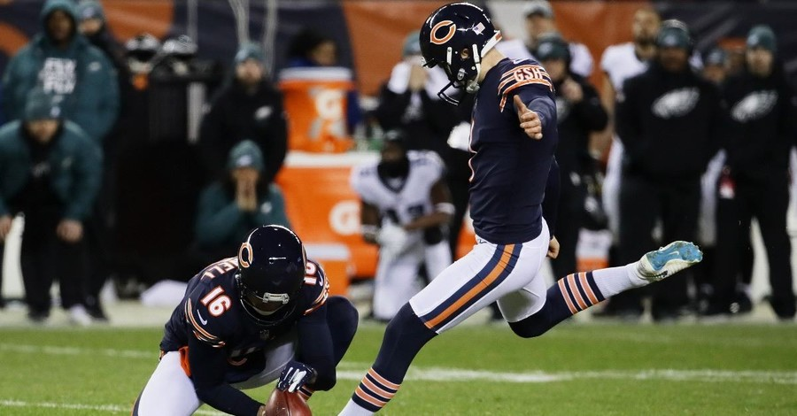 A Kicker's Failure Became Eternally Significant