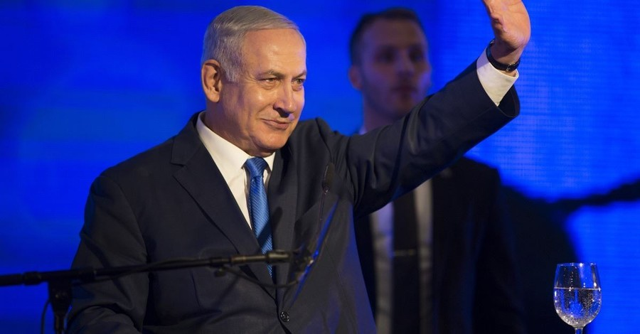 Benjamin Netanyahu Confirms Airstrike on Syria