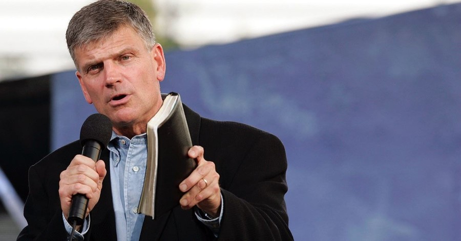 Franklin Graham Returns Fire after Lady Gaga Calls Mike Pence 'Worst Representation' of Christianity