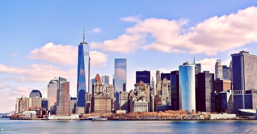 New York's 'Reproductive Health Act': What the Pink Tower Says to Pro-Lifers