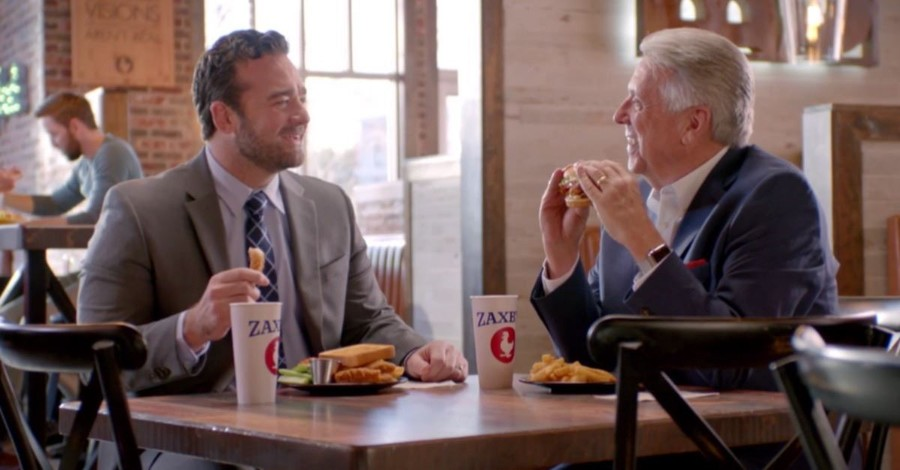 Zaxby's Super Bowl Ad Mocked Chick-fil-A for Closing Sundays and it Backfired