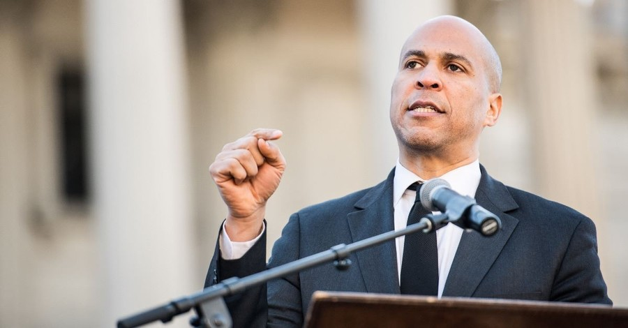 Senator Cory Booker Asks Judicial Nominee if LGBT Relationships Are a 'Sin'