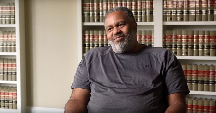 Innocent Man on Death Row Shares How God Used His False Conviction to Share the Good News