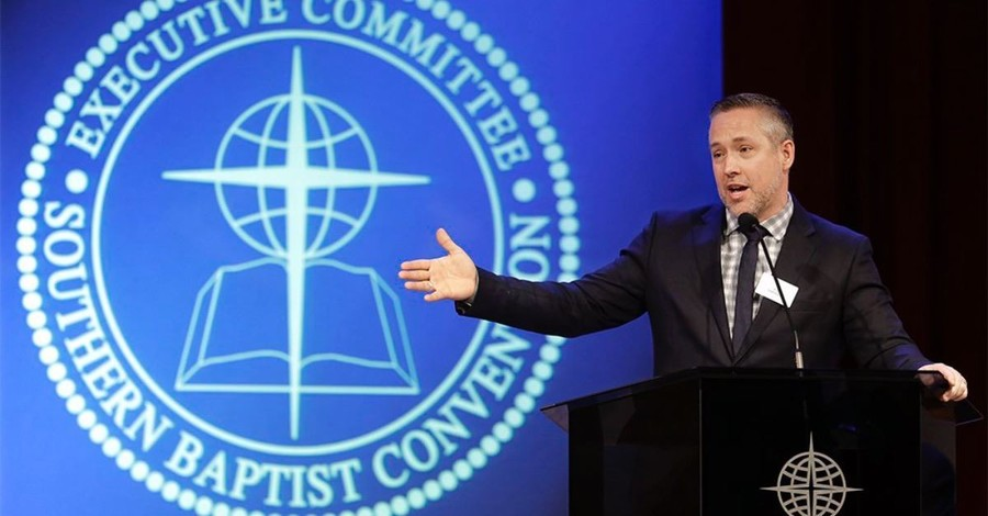 Southern Baptists Should Investigate Churches that Cover Up Abuse, Says SBC President