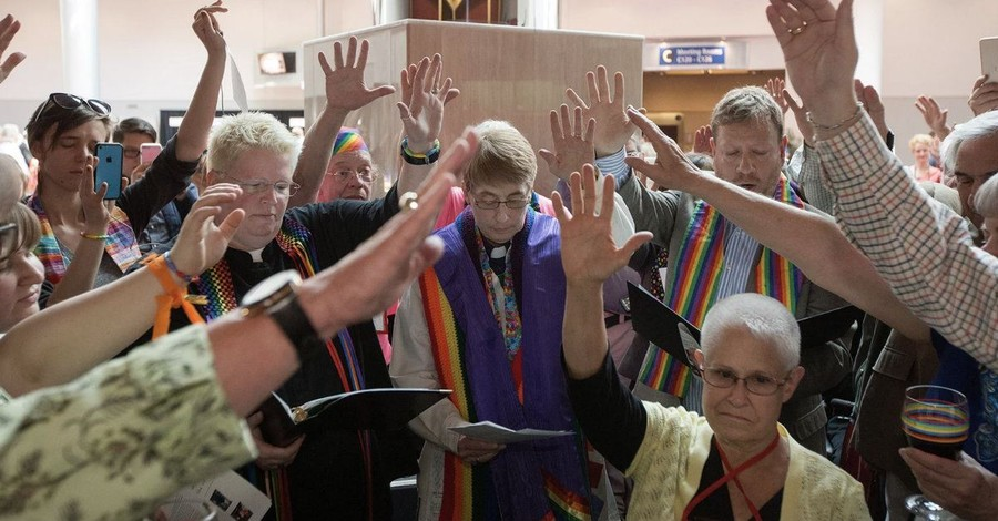 What's the United Methodist Church's Special Session About?