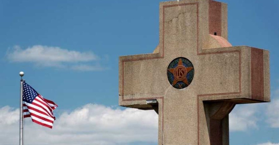 War Memorial Cross Supporters 'Encouraged' after Supreme Court Hears Case