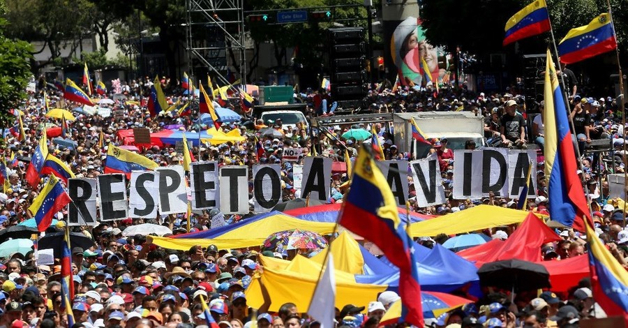 5 Things Christians Should Know about the Crisis in Venezuela