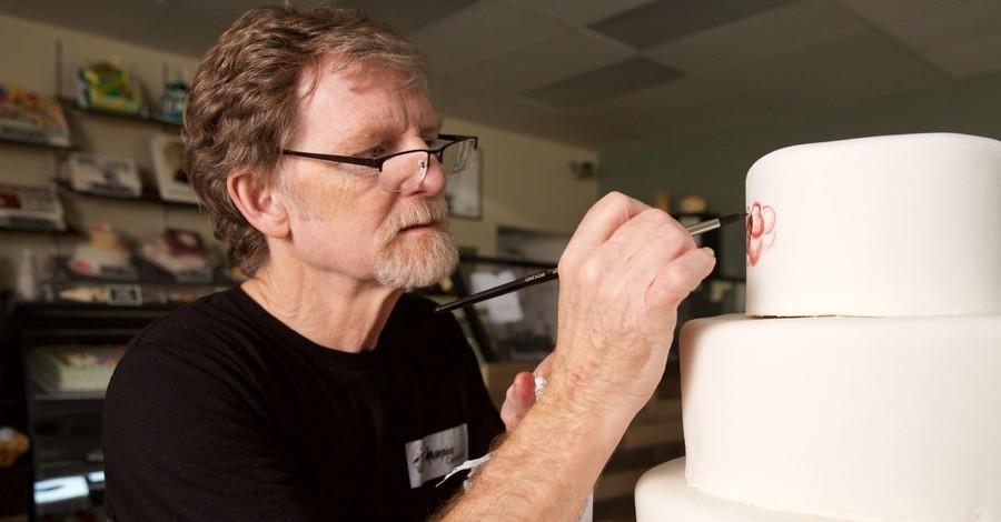 Christian Baker Wins Again as State Drops Transgender Cake Case