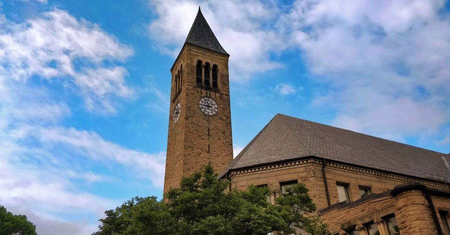 Christian Speaker Claims Cornell University Disinvited Her over Her Biblical Views on Marriage