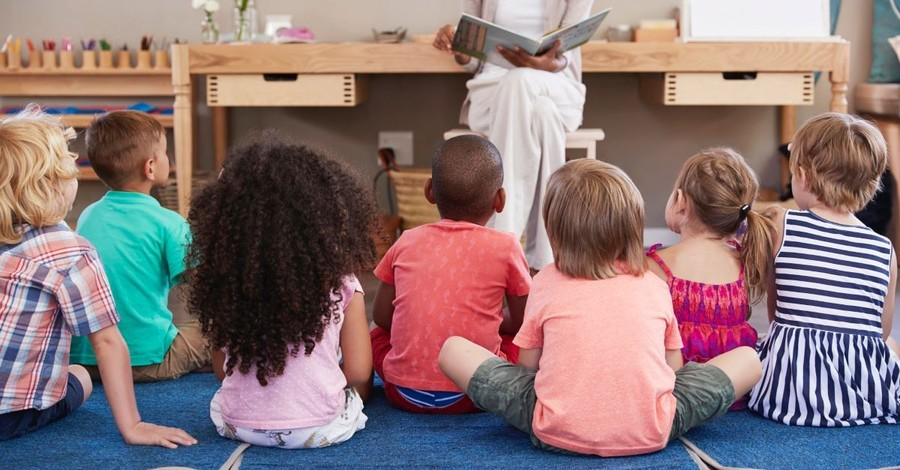 Mom Outraged after Gay Rights Book Read to 2nd Graders: 'It Caused Her to Question Her Faith'